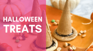 Braum's Halloween Recipes. Witch hat cookies.